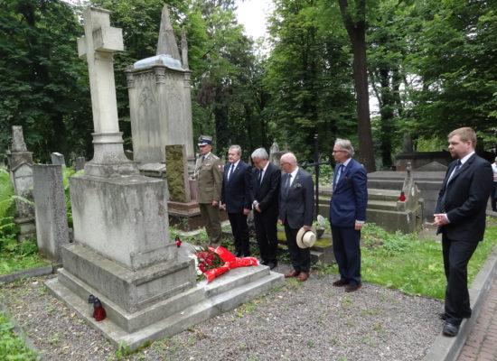 225. rocznica ustanowienia Orderu Wojennego Virtuti Militari we Lwowie