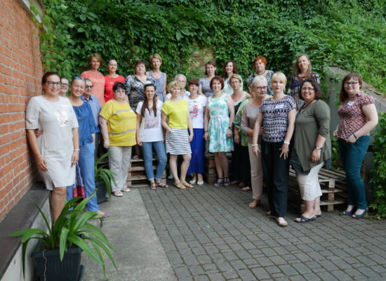 Dyneburg: Warsztaty dla nauczycieli przedmiotów nauczanych w języku polskim na Łotwie