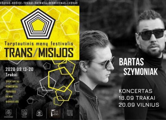 Beatrock Szymoniaka – koncert w ramach TRANS/MISJI