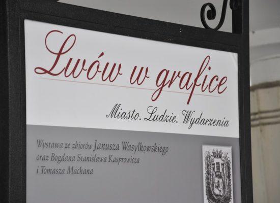 Miasta Niepodległej – Lwów w grafice