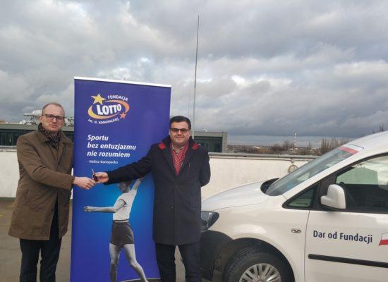 Fundacja Lotto przekaże samochód Hospicjum bł. ks. Michała Sopoćki w Wilnie