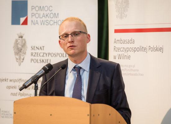WSPARCIE DLA POLSKICH MATURZYSTÓW NA LITWIE