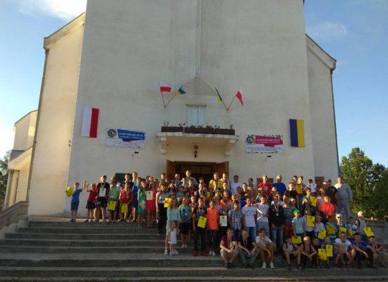 Spartakiada w Dołbyszu