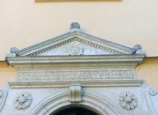 Remont kościoła w Żydaczowie