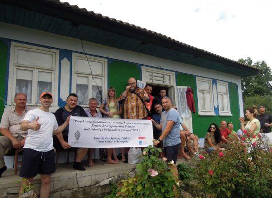 Humanitarna Akcja Medyczna w Mołdawii