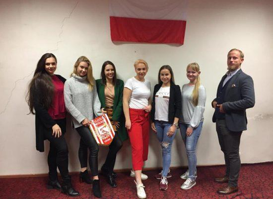 Klub studentów w Wilnie