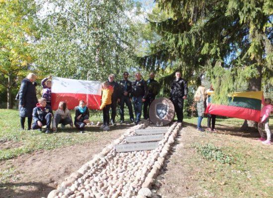 Rajd pamięci historycznej wędziagolskich Polaków