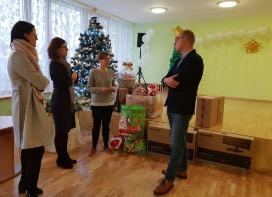 Pomoc na Litwie w ramach WFD