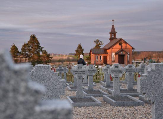WIZYTA NA GROBACH BOHATERÓW WOJNY POLSKO BOLSZEWICKIEJ – POLSKIE NEKROPOLIE NA BIAŁORUSI