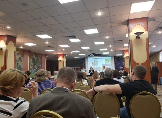 """Konferencja """"Nowe formy edukacji i ich adaptacja w środowisku"""""""