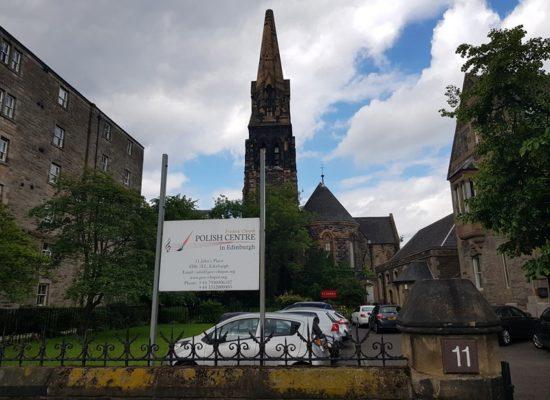 Z wizytą w Szkocji
