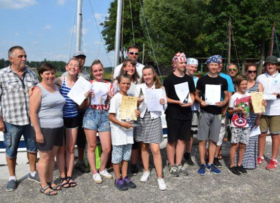 Obóz żeglarski dla polskiej młodzieży z Łotwy
