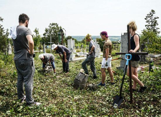 Finisz prac wolontariuszy w Mołdawii