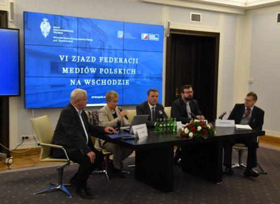 VI Zjazd Federacji Mediów Polskich na Wschodzie