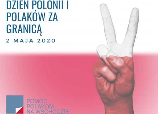Życzenia na Dzień Polonii i Polaków za Granicą