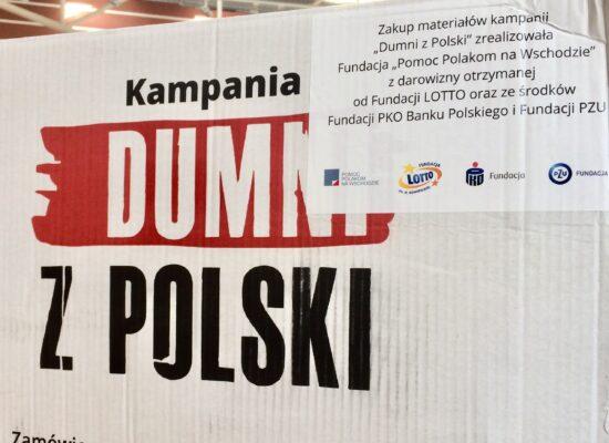 """Kampania """"Dumni z Polski"""""""