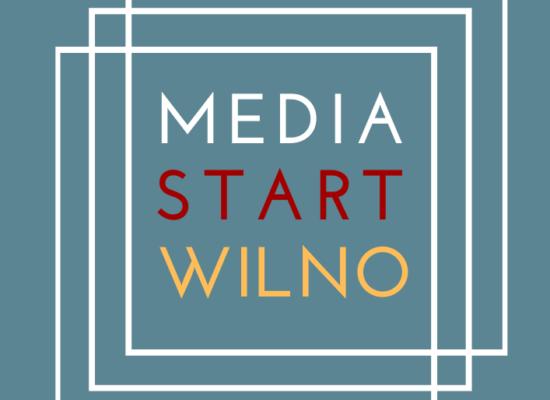 Warsztaty dziennikarskie Media Start Wilno 2020