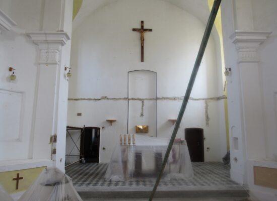 Remont kościoła w Raszkowie