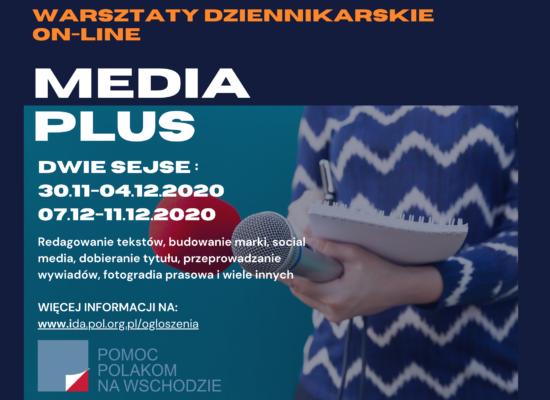 Warsztaty Media Plus